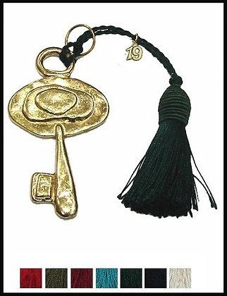 Γούρι Κλειδί Και Φούντα