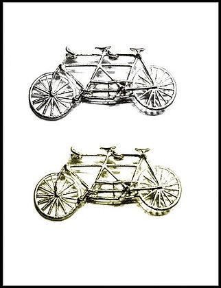 Ποδήλατο Μεταλλικό 3.5cm x 8cm