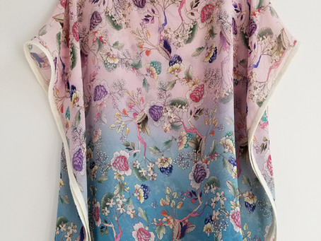 New tunic with flowers