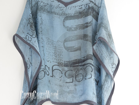 Silk tunic light as Air.