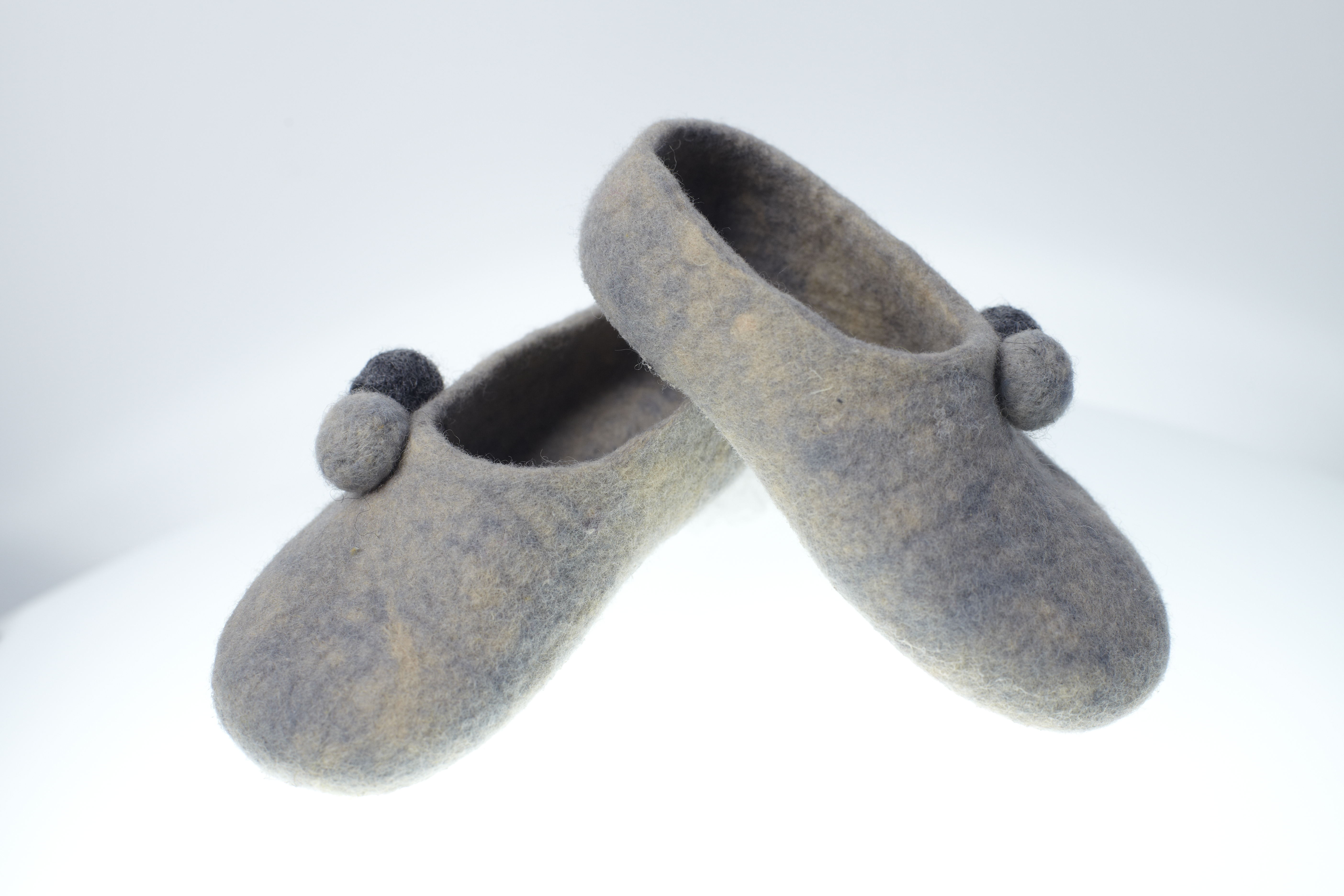 wool slippers sold