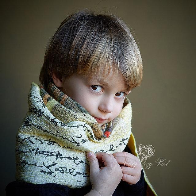 wearble art scarf