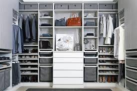 Multi-Storage Closet