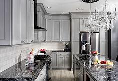 Nexus Slate Shaker Kitchen