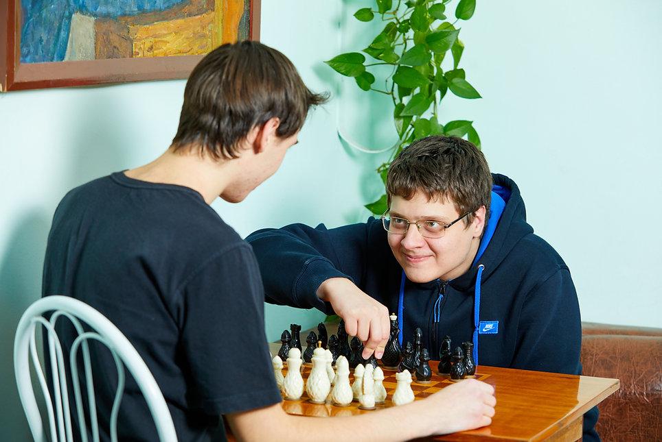школьные шахматы