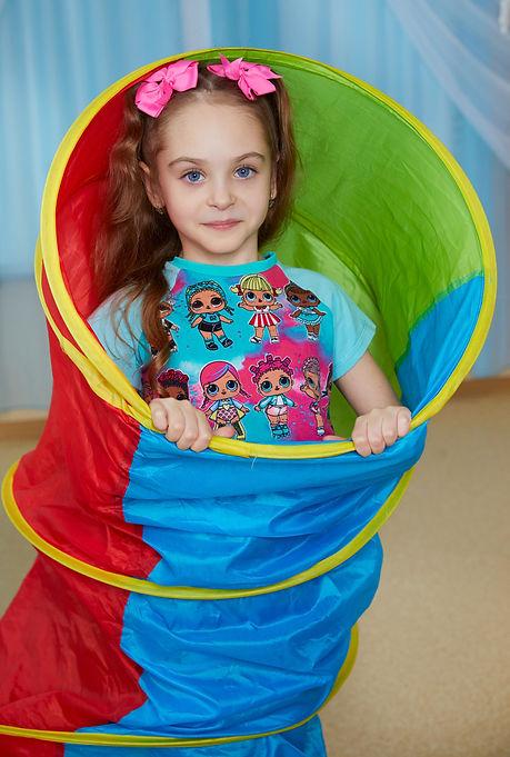 спорт в детском саду