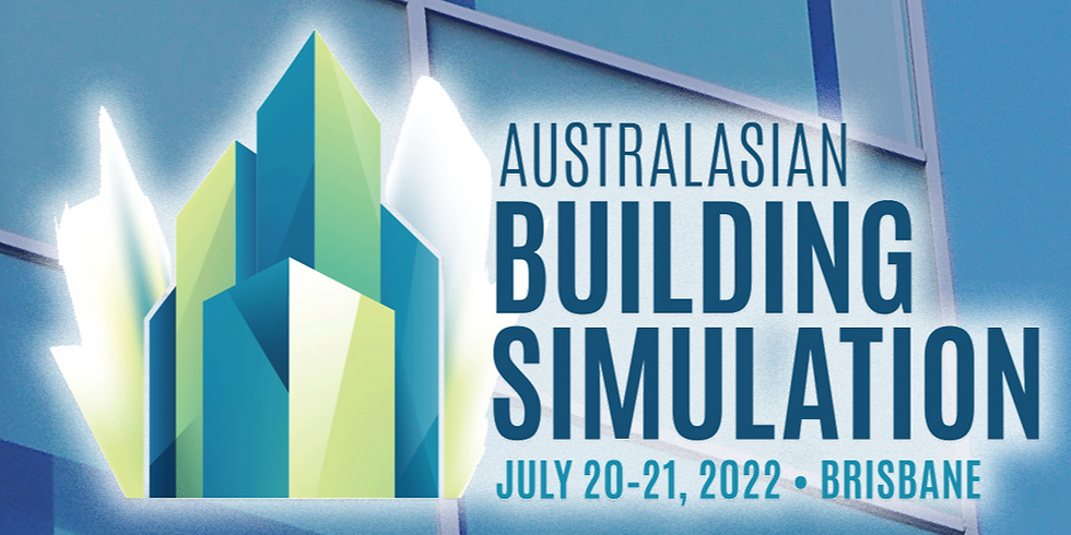 Australasian Building Simulation Conference 2022