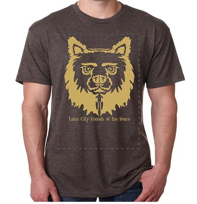 T-shirt Next Level Apparel super soft tri-blend