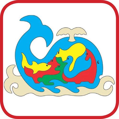 La Baleine 3-6 ans