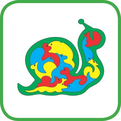 L'Escargot 4-6 ans