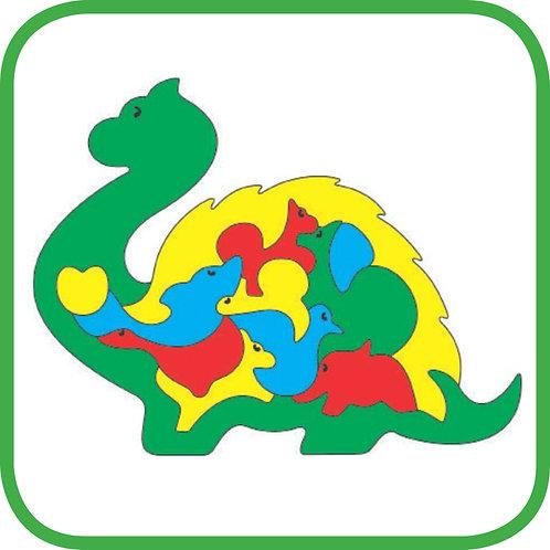 le Dinosaure 4-7 ans