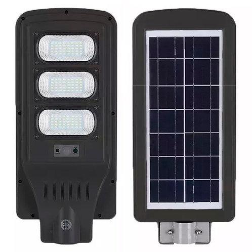 Luminária Publica Solar  60w C/controle Remo