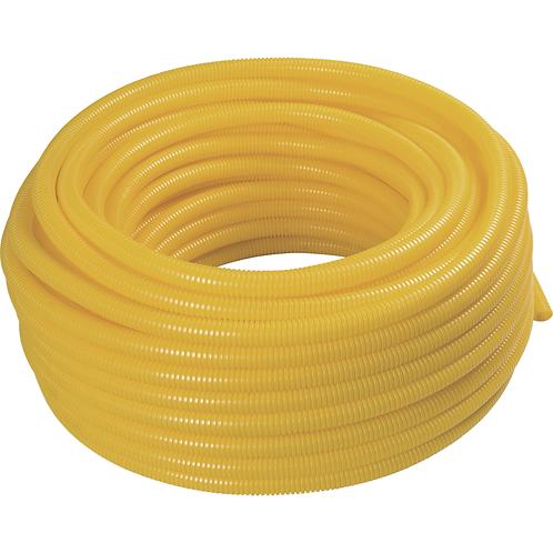 Eletroduto Corrugado em Pvc 3/4''  com 50 Metros Amarelo