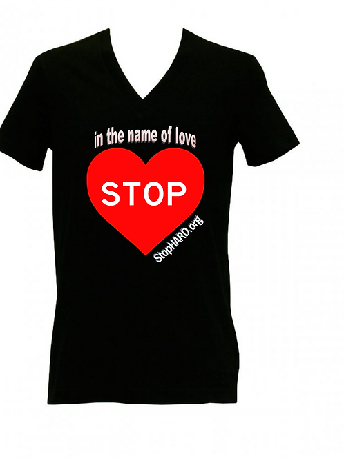 In the Name of Love: Stop