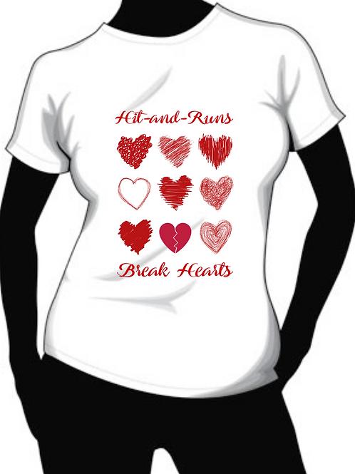 Hit-and-Runs Break Hearts (with broken heart)