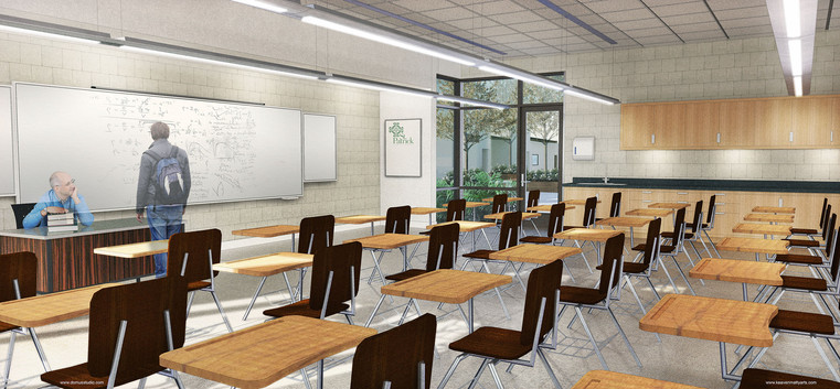 2014-10-13 Classroom Interior Scene6-SMA