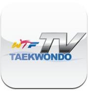 다트피쉬가 제작한 세계태권도연맹(WTF) iOS용 어플리케이션