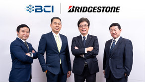 BRIDGESTONE joins forces with BCI to employ blockchain to enhance tire business capabilities
