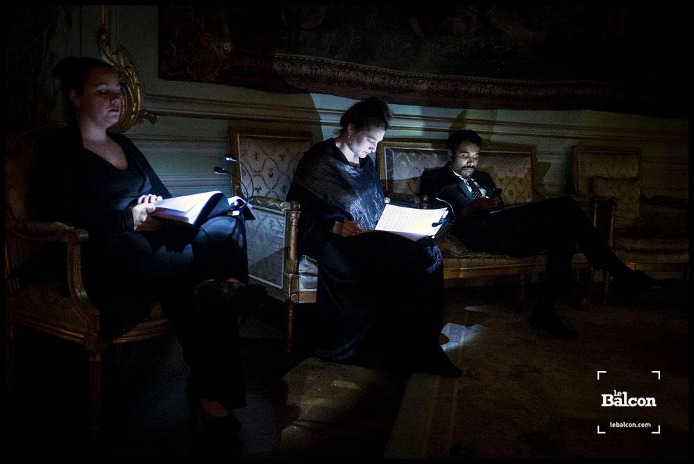 Lieux Perdus Le Balcon Pedro Garcia Velasquez Fondation Singer-Polignac
