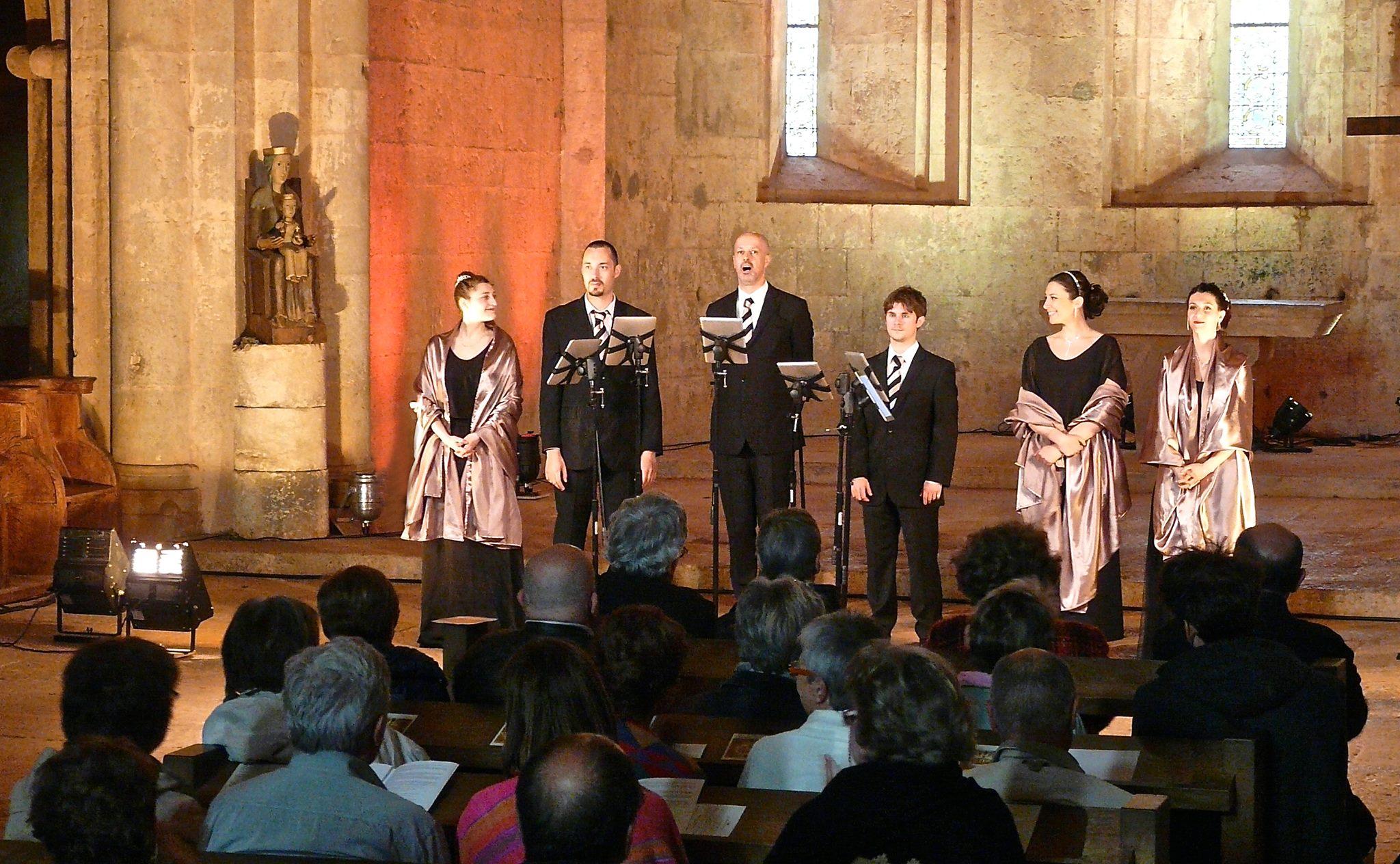 Lex Voix Animées Music Divine Abbaye du Thoronet