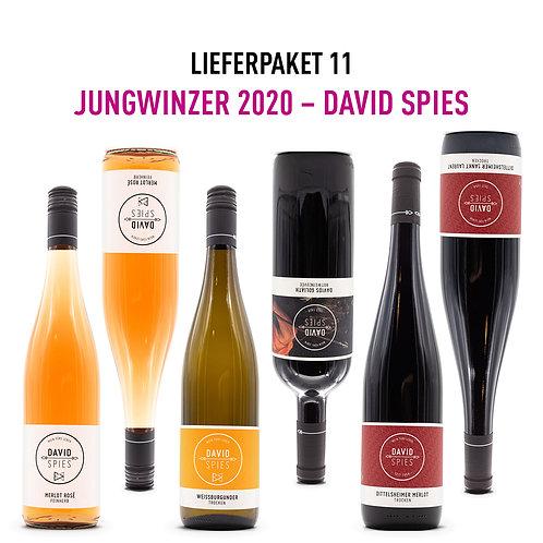 LIEFERPAKET JUNGWINZER 2020 – DAVID SPIES