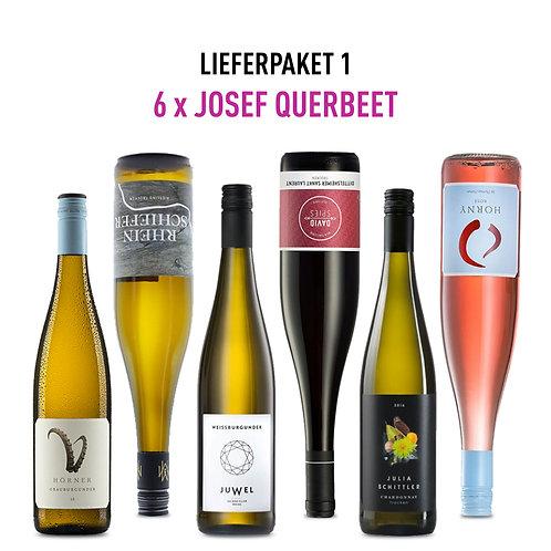 LIEFERPAKET JOSEF QUERBEET