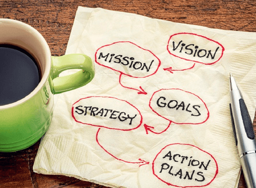 6 Powerful Steps Towards Setting And Achieving Your Business Goals