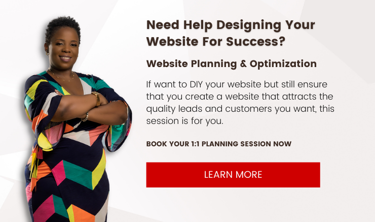 Website Planning And Optimization Session