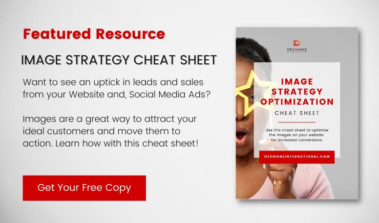Free Resource: Image Strategy Cheat Sheet
