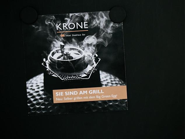 KRONE – Hotel Steakhaus Bar