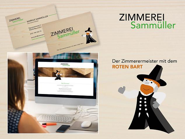 Zimmerei Sammüller