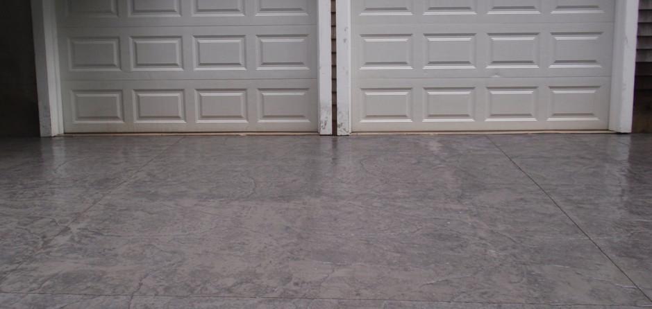 Stamped Concrete Driveway Sealing, Canton, Ma