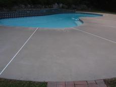 Regular Concrete Sealing Pool Deck, Canton, Ma