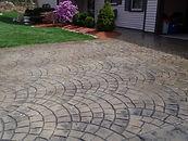 concrete sealing driveway 011