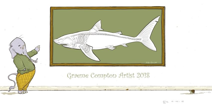 Graeme Compton Prof Pachyderma 2018