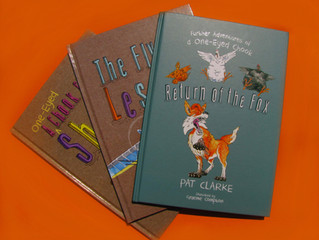 The Foxy New Chook Book Arrives...