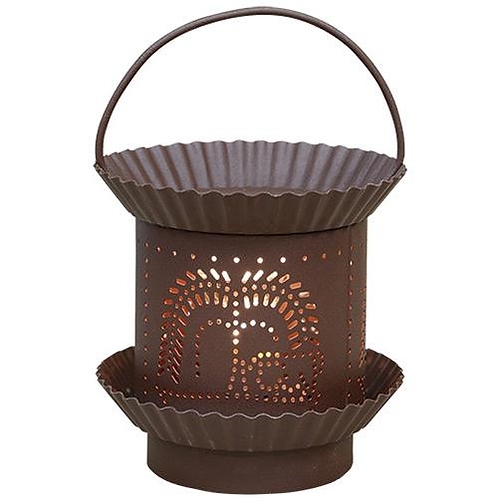 Rusty Willow Tree Tart Warmer
