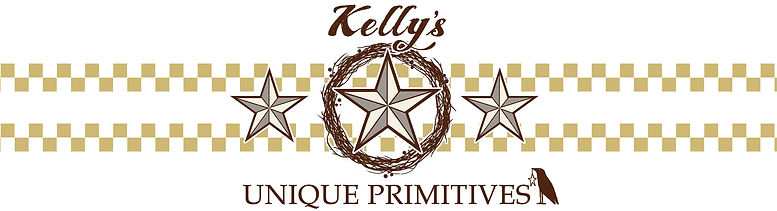Kelly's Unique Primitives | Country & Primitive Home Decor | Eden, MD