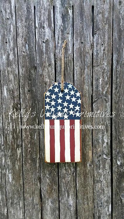 Americana Tag
