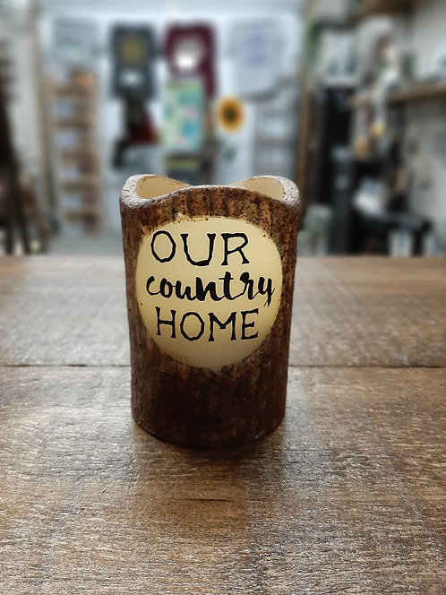 Our Country Home Timer Pillar
