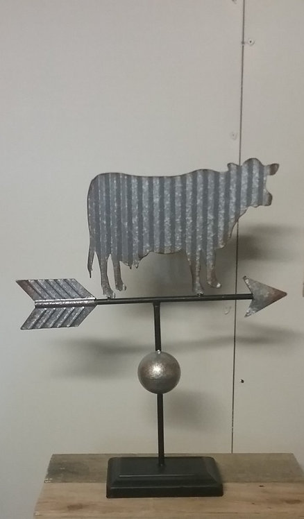 Corrugated Weather Vane