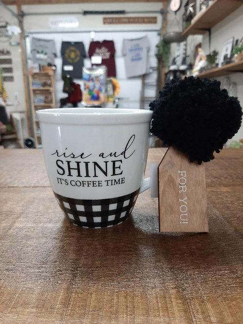 Rise & Shine Mug