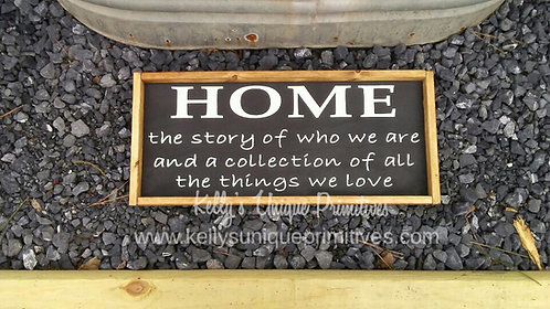 Home The Story of Who We Are