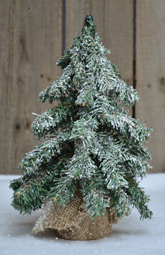 """Frosted Tree- 12"""""""