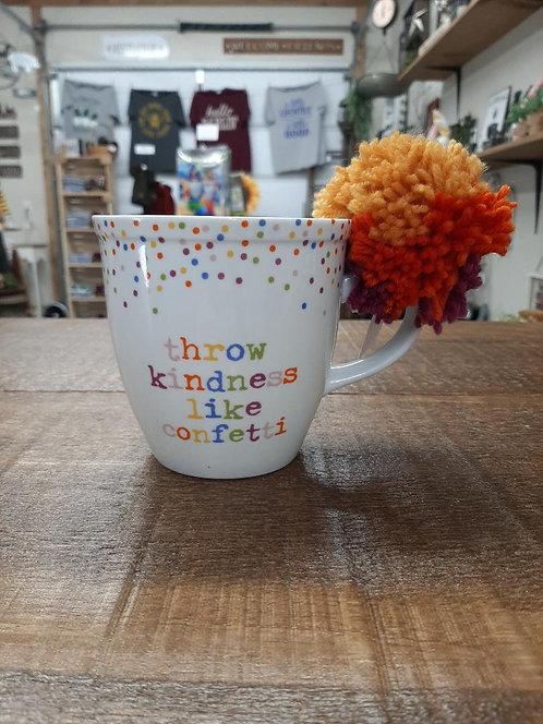 Throw Kindness Mug