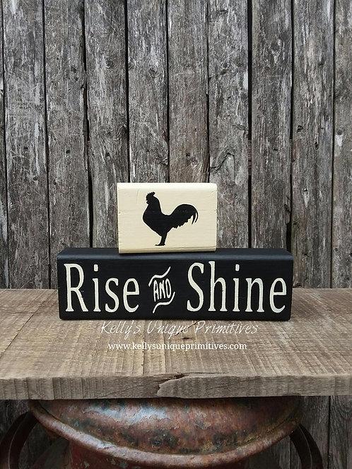 Rise & Shine Blocks