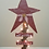 Thumbnail: Faith Family Friends Lighted Star Post