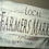 Thumbnail: Local Farmers Market Sign