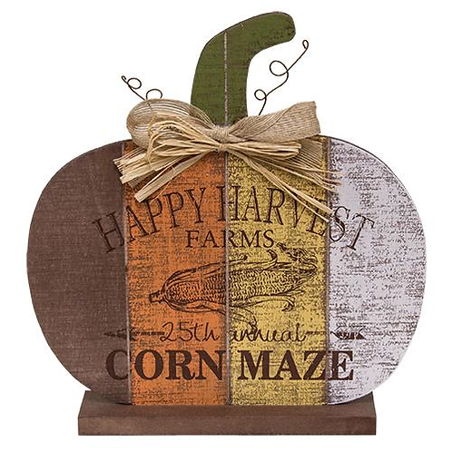 Happy Harvest Farms Pumpkin- Sm.