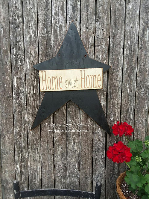 Home Sweet Home Country Star